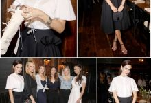 Camilla Belle festeggia Jenni Kayne e Loeffler Randall Pop Up !