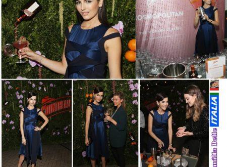 Camilla Belle celebra Cointreau con il nuovo Cosmopolitan a New York