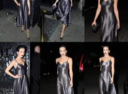 Camilla Belle all'evento Dior Addict Lacquer Plump !